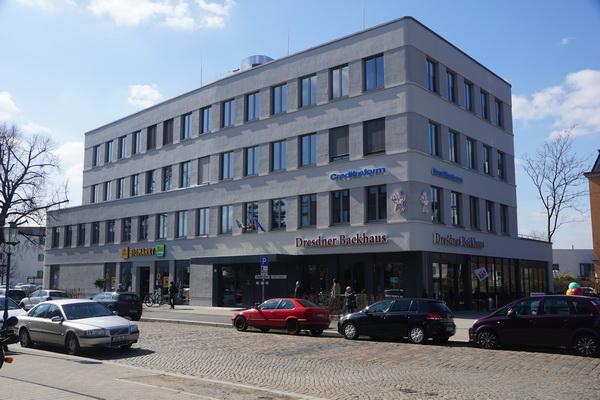 Backhaus Dresden